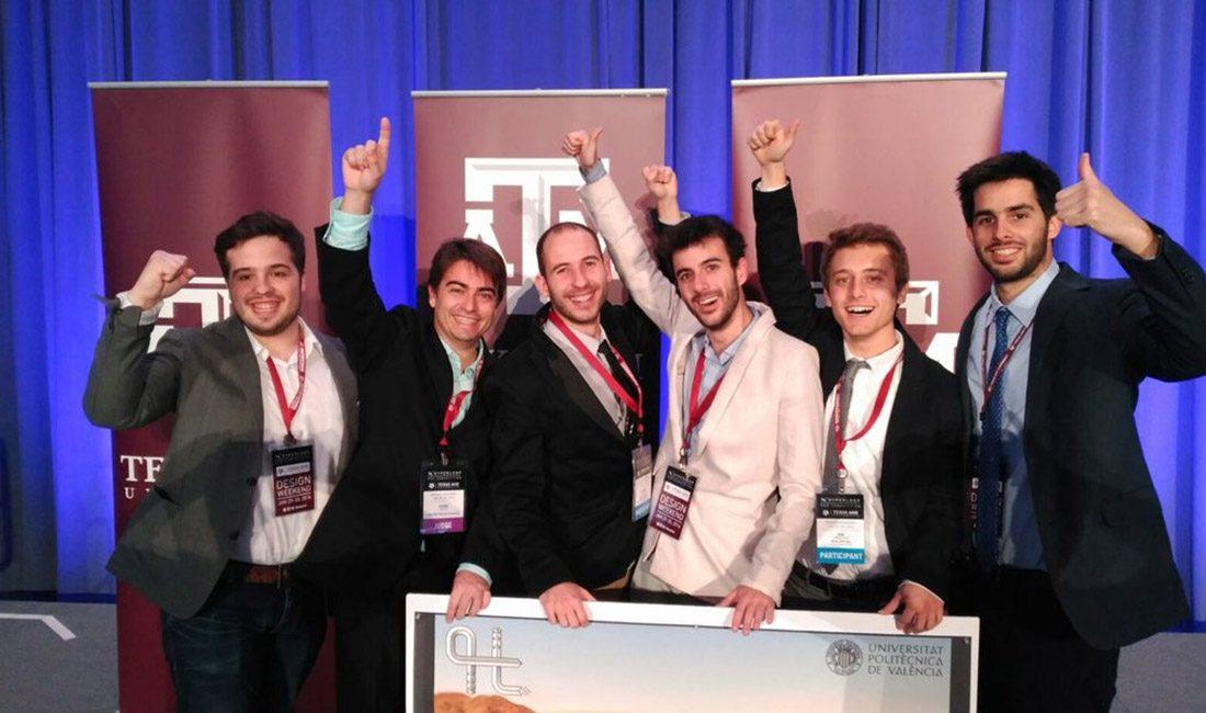 Team Hyperloop UPV Awards
