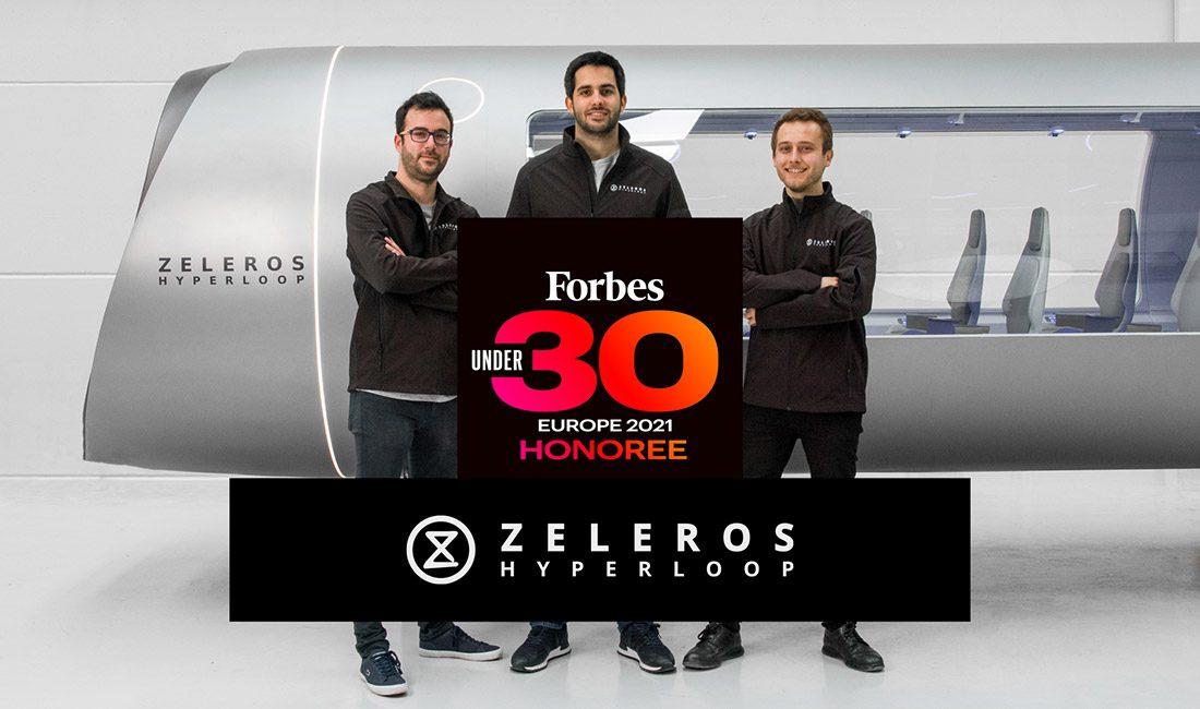 Zeleros Hyperloop Forbes