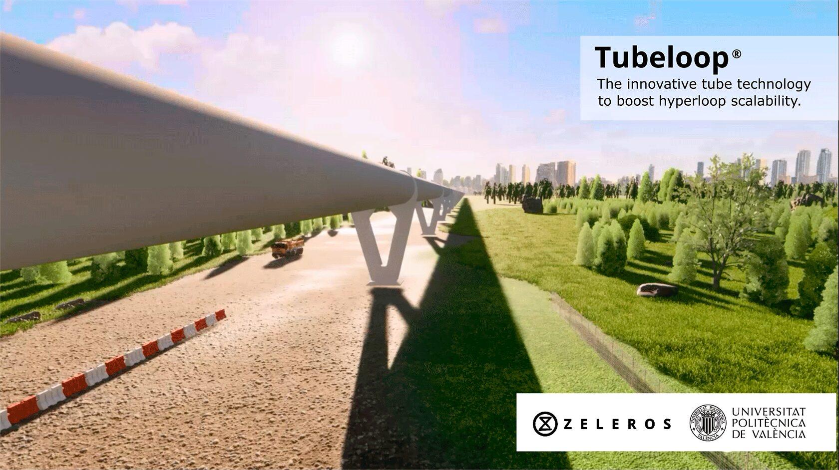 Tubeloop Zeleros & UPV