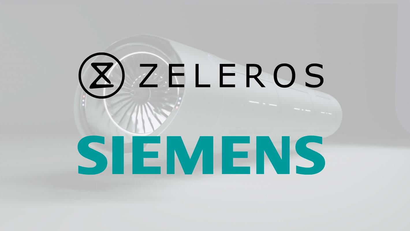 Zeleros x Siemens