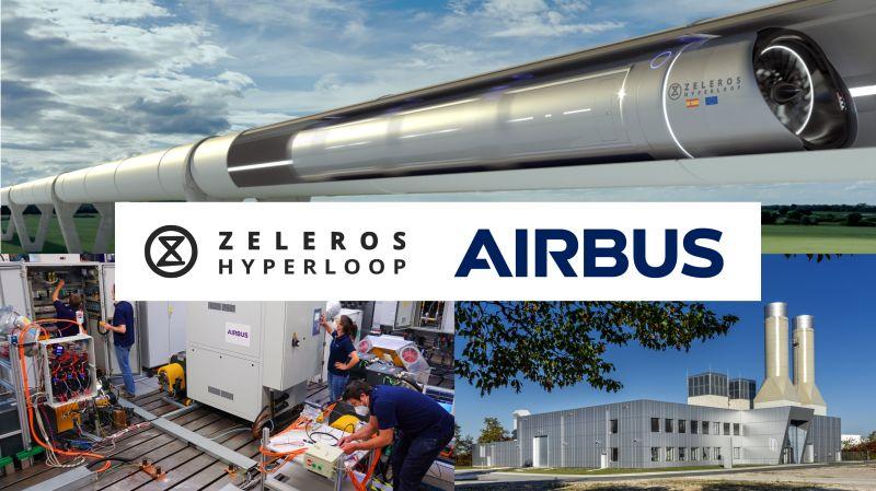 ZEleros x Airbus