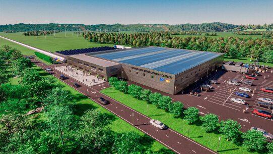 Hyperloop Development Center