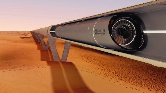Pod Zeleros en Dubái