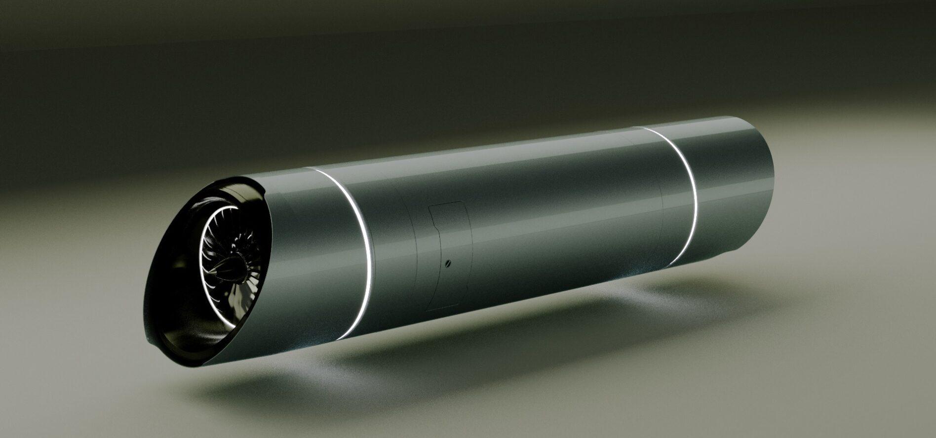 Zeleros hyperloop vehicle demonstrator
