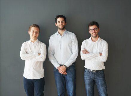 Zeleros Founders in 2016