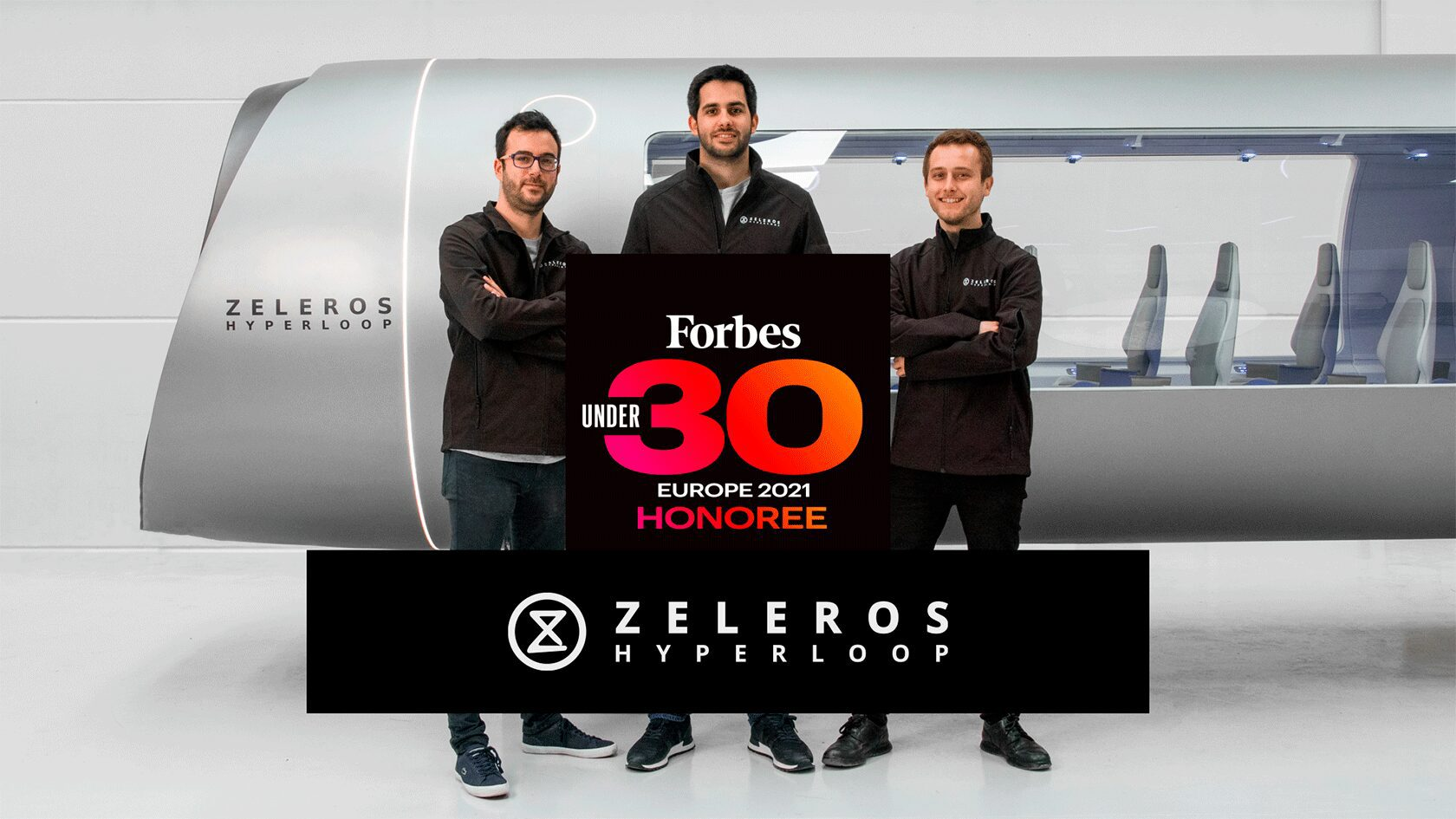 Founders honered with Forbes 30under30